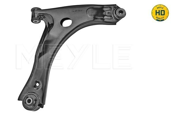 Ford TRANSIT Custom 2016 Suspension arm MEYLE 716 050 0058/HD: without ball joint, Front Axle Right, Lower, Control Arm, Sheet Steel