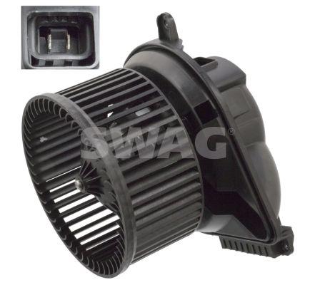 10 10 4793 SWAG mit Elektromotor Nennleistung: 240W, Anschlussanzahl: 2 Innenraumgebläse 10 10 4793 günstig kaufen