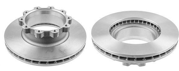 TRW Bremsscheibe für SCANIA - Artikelnummer: DF5014S