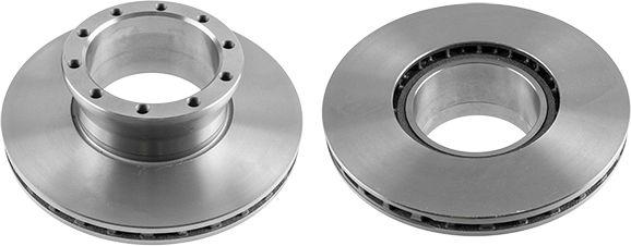 TRW Bremsscheibe für MAN - Artikelnummer: DF5050S