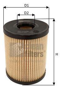 Original OPEL Oil filter ML4568