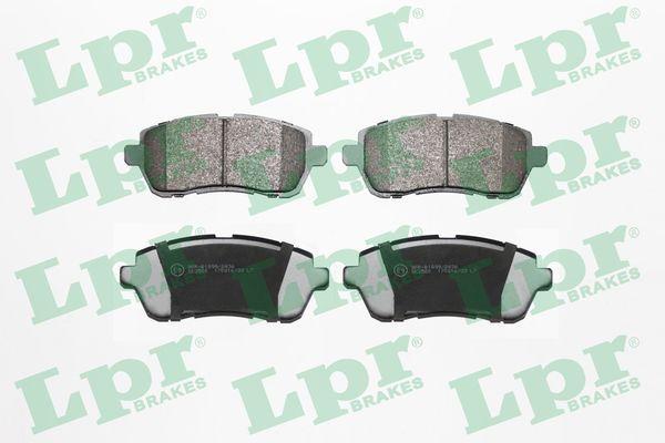 Bremsklötze LPR 05P2045