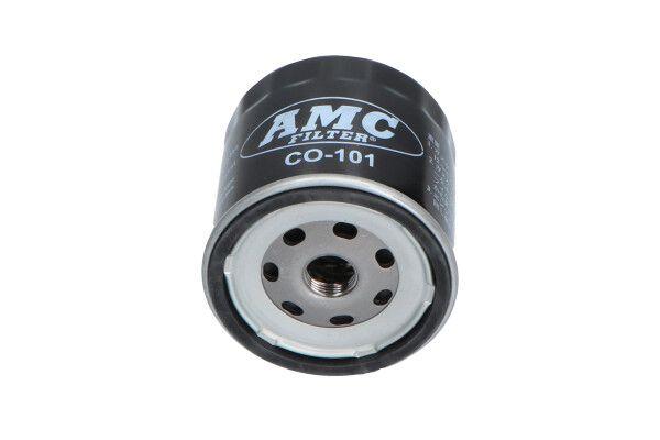 KAVO PARTS: Original Motorölfilter CO-101 (Ø: 90mm, Ø: 90mm, Höhe: 100mm)