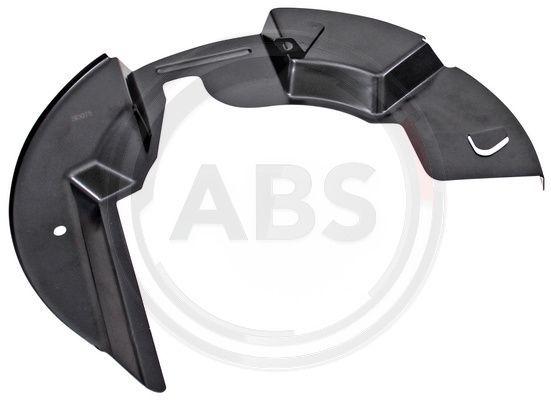 A.B.S.: Original Bremsscheiben Schutzblech 11372 ()