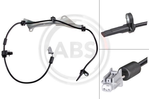 SUBARU VIVIO ABS Sensor - Original A.B.S. 31692