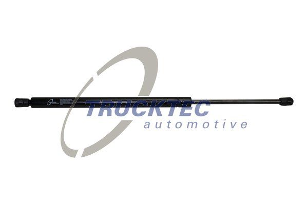 Mercedes ML-Class 2011 Gas spring boot TRUCKTEC AUTOMOTIVE 02.60.555: Left and right, Eject Force: 725N, for vehicles without automatically opening tailgate