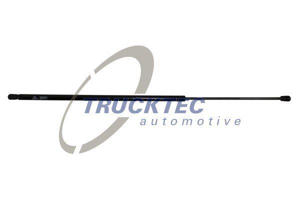 Mercedes CITAN 2020 Boot gas struts TRUCKTEC AUTOMOTIVE 02.62.028: Eject Force: 640N