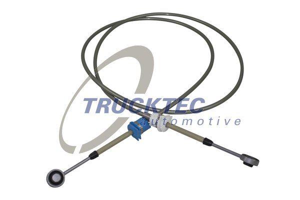 TRUCKTEC AUTOMOTIVE 03.23.172 Huzal, kuplungműködtetés: vásároljon alacsony áron