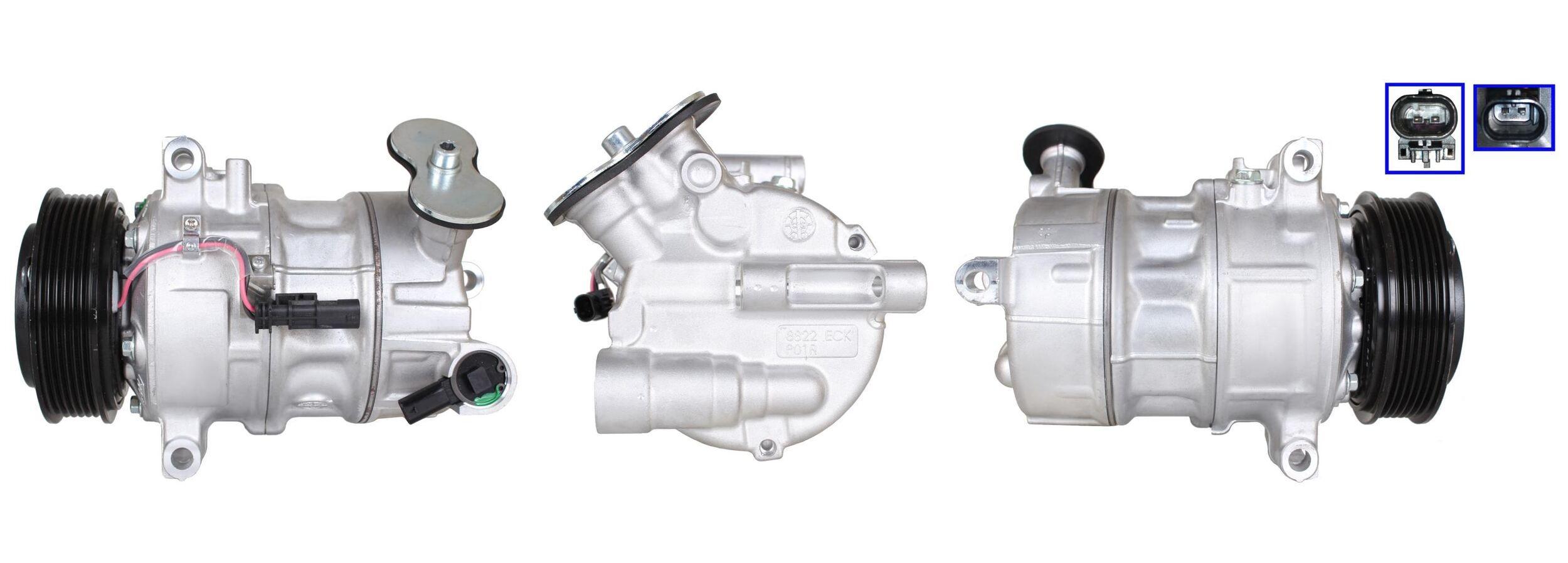 Original OPEL Kompressor Klimaanlage 51-1083
