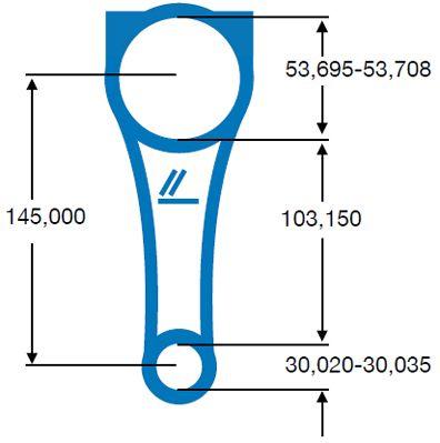 Pleuel CO005000 rund um die Uhr online kaufen