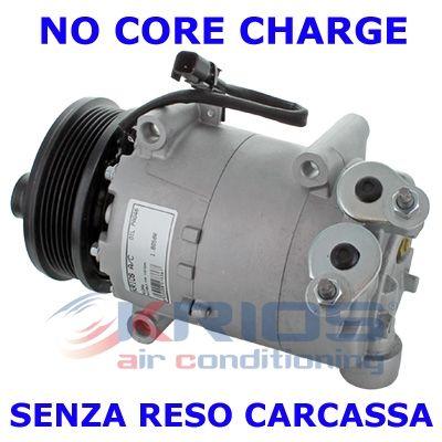 Kompressor MEAT & DORIA K18058R