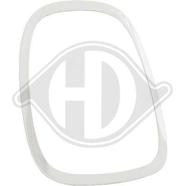 Componenti luce posteriore 1208097 DIEDERICHS — Solo ricambi nuovi