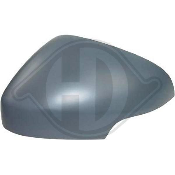 Wing mirror covers 7661025 DIEDERICHS — only new parts