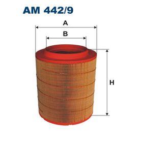 FILTRON Luftfilter AM 442/9 - köp med 15% rabatt