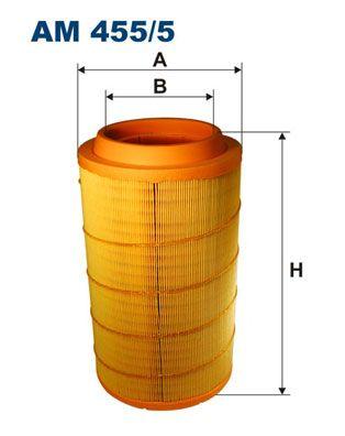 Luftfilter FILTRON AM 455/5 mit 15% Rabatt kaufen
