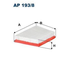 AP 193/8 Luftfilter FILTRON in Original Qualität