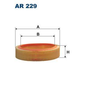 AR229 Luftfilter FILTRON Erfahrung