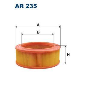 AR 235 Luftfilter FILTRON in Original Qualität