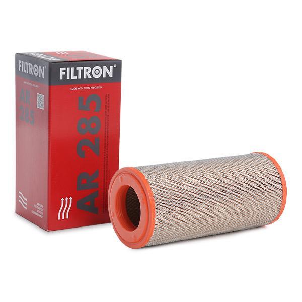 AR 285 FILTRON Filtereinsatz Höhe: 352mm Luftfilter AR 285 günstig kaufen