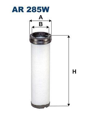 kupite Dopolnilni (sekundarni) zracni filter AR 285W kadarkoli