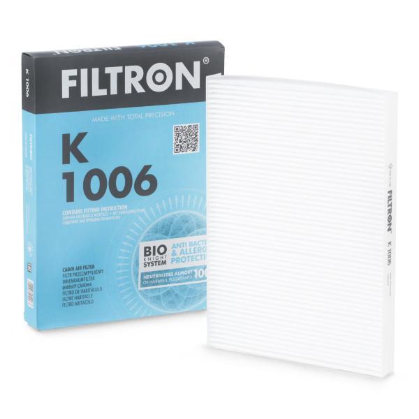 Filter, Innenraumluft FILTRON K 1006 Bewertungen
