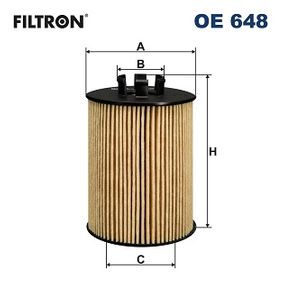 OE648 Filter FILTRON Erfahrung