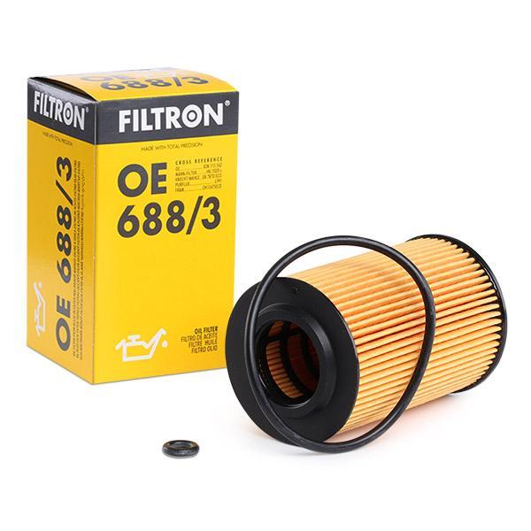 OE 688/3 FILTRON Ölfilter Bewertung