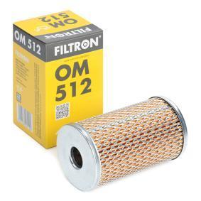 Αγοράστε OM 512 FILTRON Υδραυλ. φίλτρο, τιμόνι OM 512 Σε χαμηλή τιμή