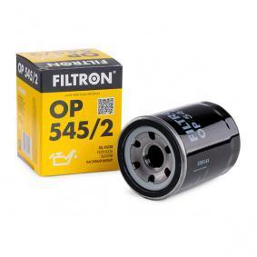 OP 545/2 FILTRON Anschraubfilter, mit einem Rücklaufsperrventil Innendurchmesser 2: 63mm, Innendurchmesser 2: 55mm, Ø: 69mm, Höhe: 85mm Ölfilter OP 545/2 günstig kaufen