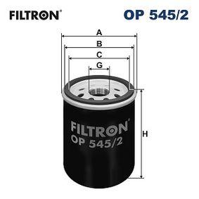 OP545/2 Ölfilter FILTRON Erfahrung