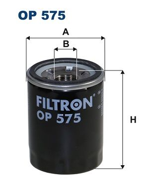 OP575 Oil Filter FILTRON - Experience and discount prices