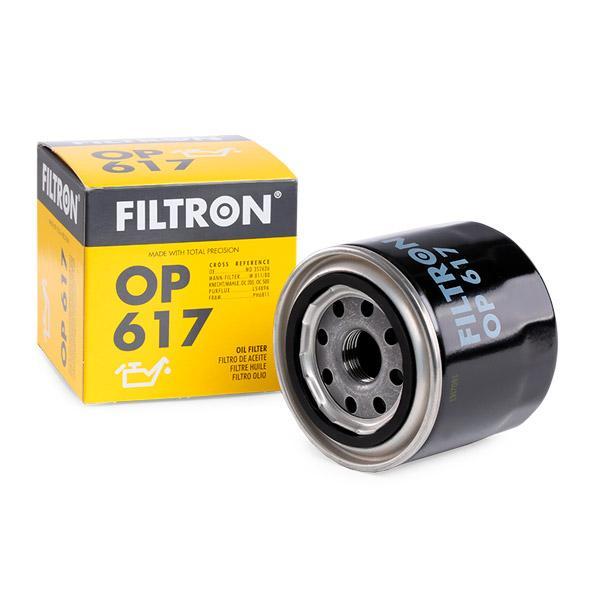 OP617 Ölfilter FILTRON Erfahrung