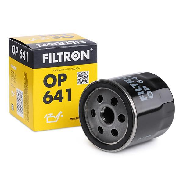 FILTRON | Ölfilter OP 641