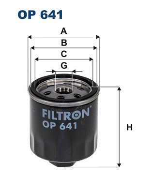 OP641 Ölfilter FILTRON Erfahrung