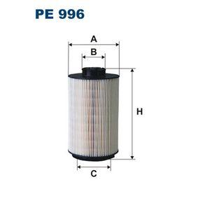 FILTRON Bränslefilter PE 996 - köp med 15% rabatt