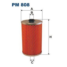 FILTRON Bränslefilter PM 808 - köp med 15% rabatt