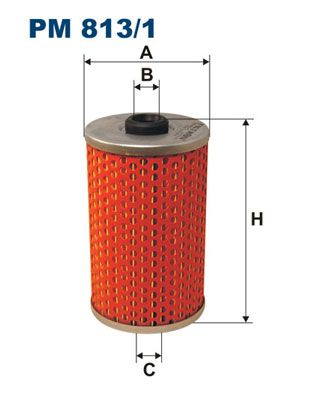 FILTRON Kütusefilter PM 813/1