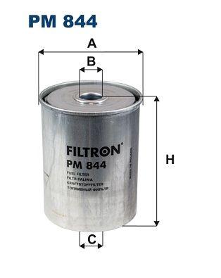 PM 844 FILTRON Kraftstofffilter für FORD online bestellen