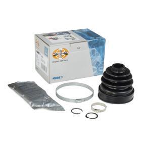 gofruotoji membrana, kardaninis velenas 304739 su puikiu LÖBRO kainos/kokybės santykiu