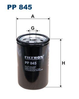 PP845 Brændstoffilter FILTRON - Køb til discount priser