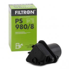 PS 980/8 FILTRON ohne Anschluss für Wassersensor Höhe: 181,5mm Kraftstofffilter PS 980/8 günstig kaufen
