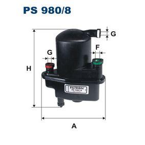 PS 980/8 diesel filter FILTRON in Original Qualität