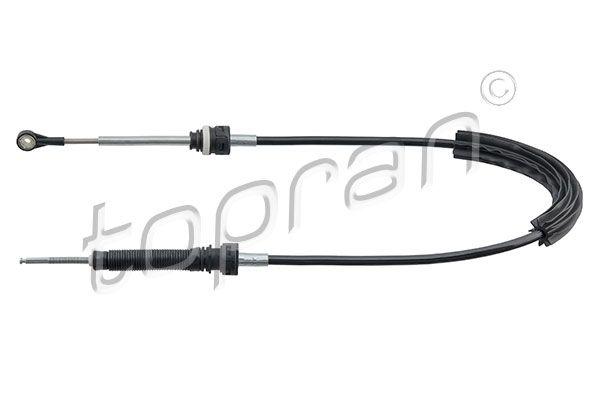 TOPRAN: Original Getriebe Seilzug 117 649 ()