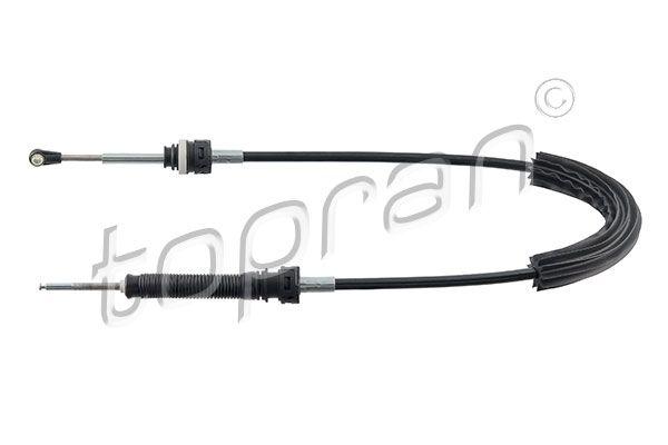 TOPRAN: Original Seilzug Schaltgetriebe 117 650 ()
