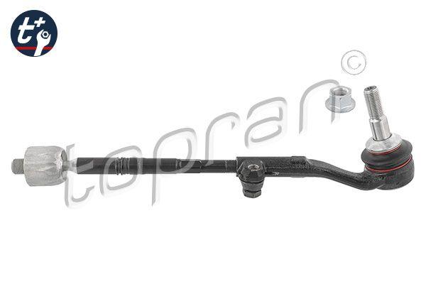Articulación axial barra de dirección 502 656 TOPRAN — Solo piezas de recambio nuevas
