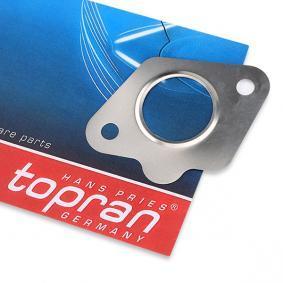 723 858 TOPRAN Dichtung, AGR-Ventil 723 858 günstig kaufen