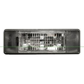CI3044350 PRASCO posterior Soportes para matricula CI3044350 a buen precio