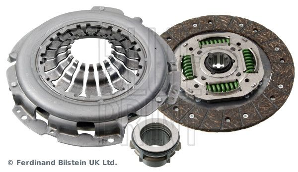 BMW Z1 1991 Clutch set BLUE PRINT ADB113013: Three-piece, with synthetic grease, with clutch release bearing