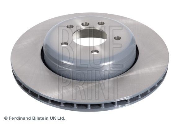 ADB114369 BLUE PRINT Hinterachse, Innenbelüftet, beschichtet, hochgekohlt Ø: 345,0mm, Bremsscheibendicke: 24mm Bremsscheibe ADB114369 günstig kaufen