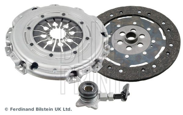 Clutch set ADF1230120 BLUE PRINT — only new parts
